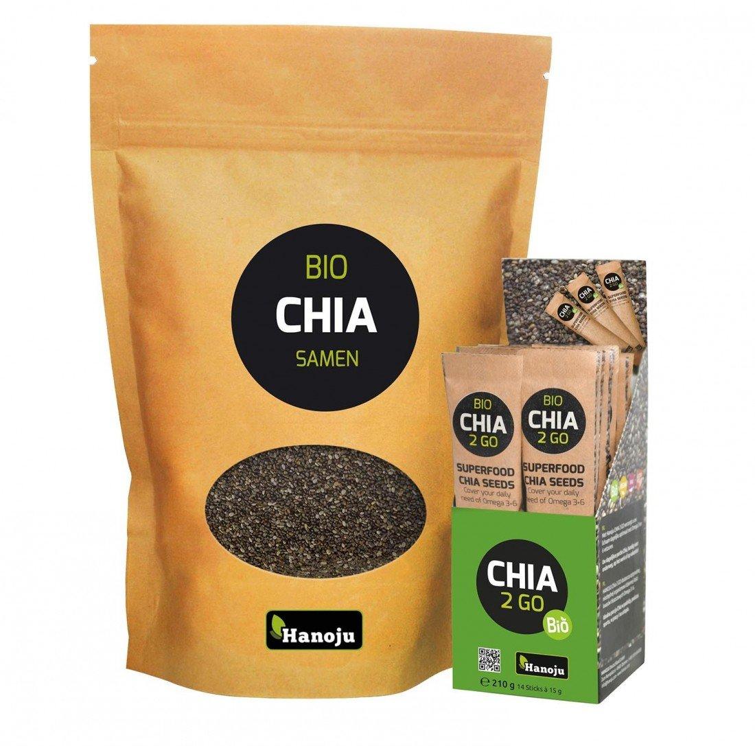 Chia semillas bio: Amazon.es: Alimentación y bebidas
