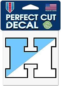 NCAA John Hopkins H Blue Jays Perfect Cut Decal 4