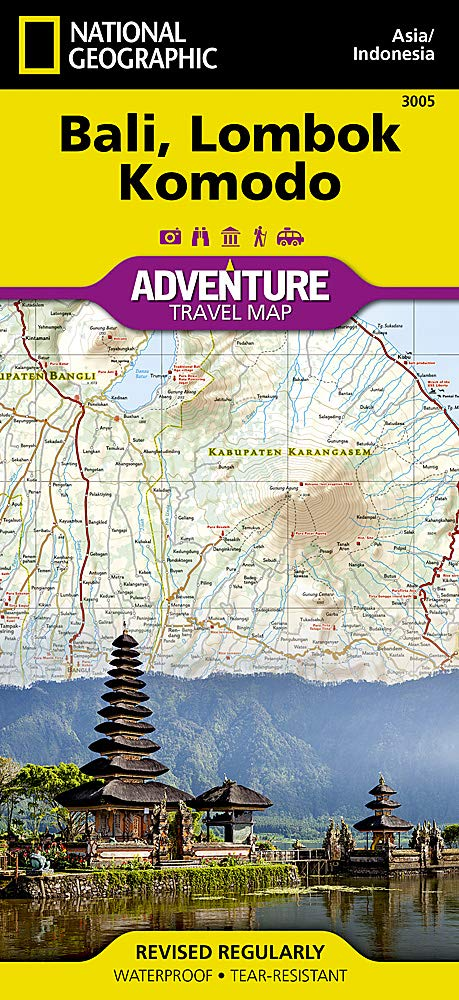 Map Of Asia Bali.Bali Lombok And Komodo Indonesia National Geographic Adventure