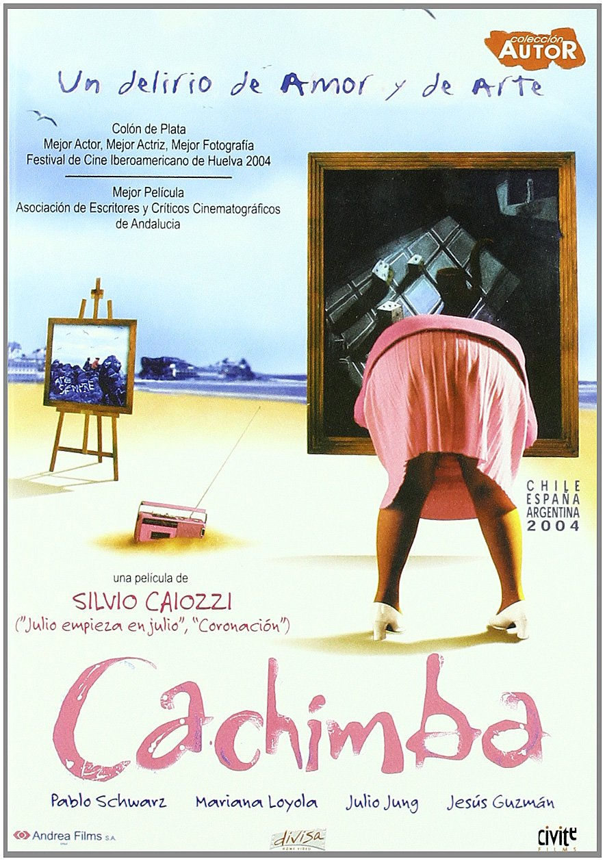 Cachimba [DVD]