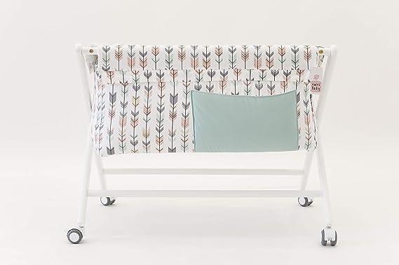 Cucos Baby Fletching - Minicuna: Amazon.es: Bebé