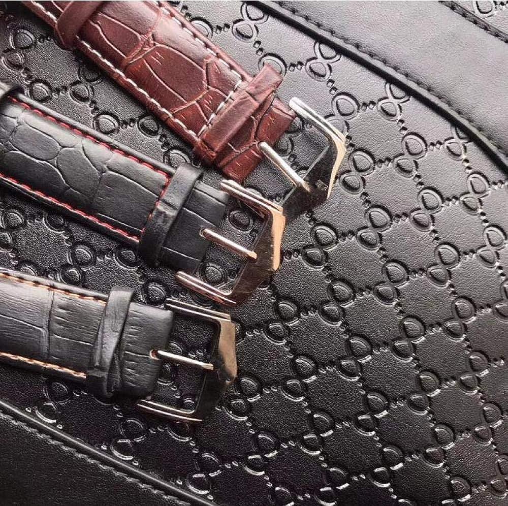 Montres Hommes Mécanique Calendrier Automatique Bottoming Haut De Gamme Mode Montre-Bracelet Tendance Affaires Classique Ceinture en Acier Inoxydable B