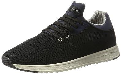 Marc O'Polo Herren Sneaker 70723713501600, Blau (Midnight Blue), ...