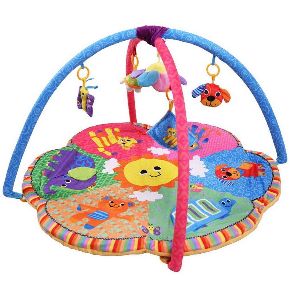 fee9e53bb acmede – Alfombra de gateo juguete suave grueso para bebé bebé bebé jugar  ramper exterior Playmat ...