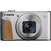 Canon D.CAMERA POWERSHOT SX740 HS SL EU26 , 2 Yıl Canon Eurasia Garantili