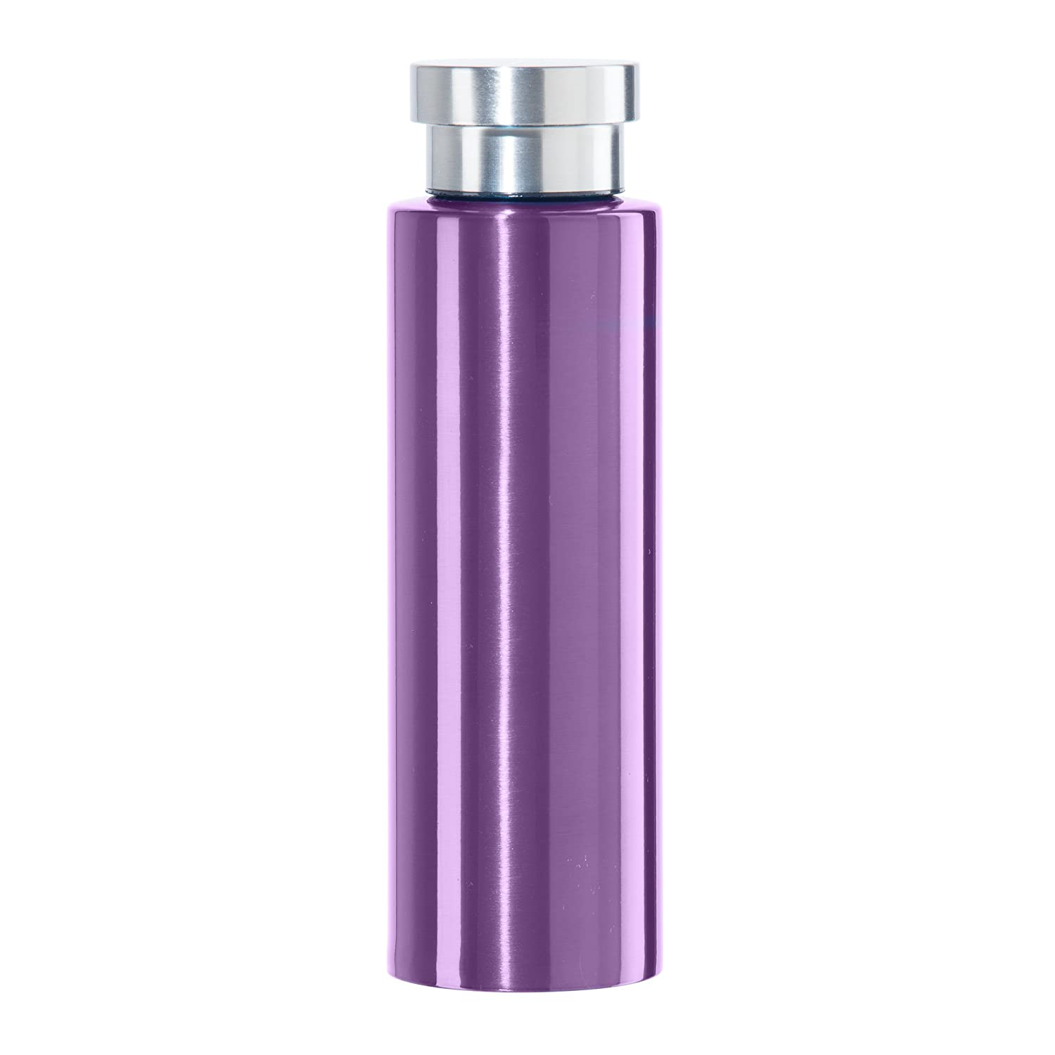 0.75. LT, 25 OZ -Pink Oggi 8093.13 Stainless Steel Cosmo Lustre Double Walled Vacuum Sealed Sport Bottle with Screw Top