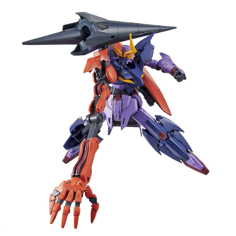 Gundam Build Divers #9 Gundam Seltsam, Bandai Spirits HGBD 1/144 by Bandai Hobby