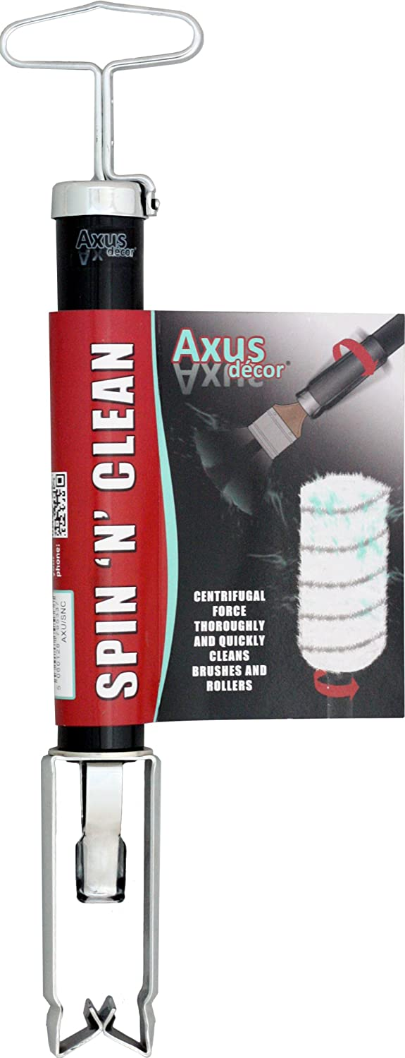 Axus Dé cor Spin 'N' Clean Brush and Roller Cleaner Axus Décor AXU/SNC