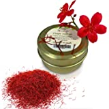 Coupe Spanish Saffron (2 grams) - Category 1 Pure Azafran Filaments (Unmatched Aroma for your Paella and Great Gift for Anyone who Enjoys Cooking and Entertaining)