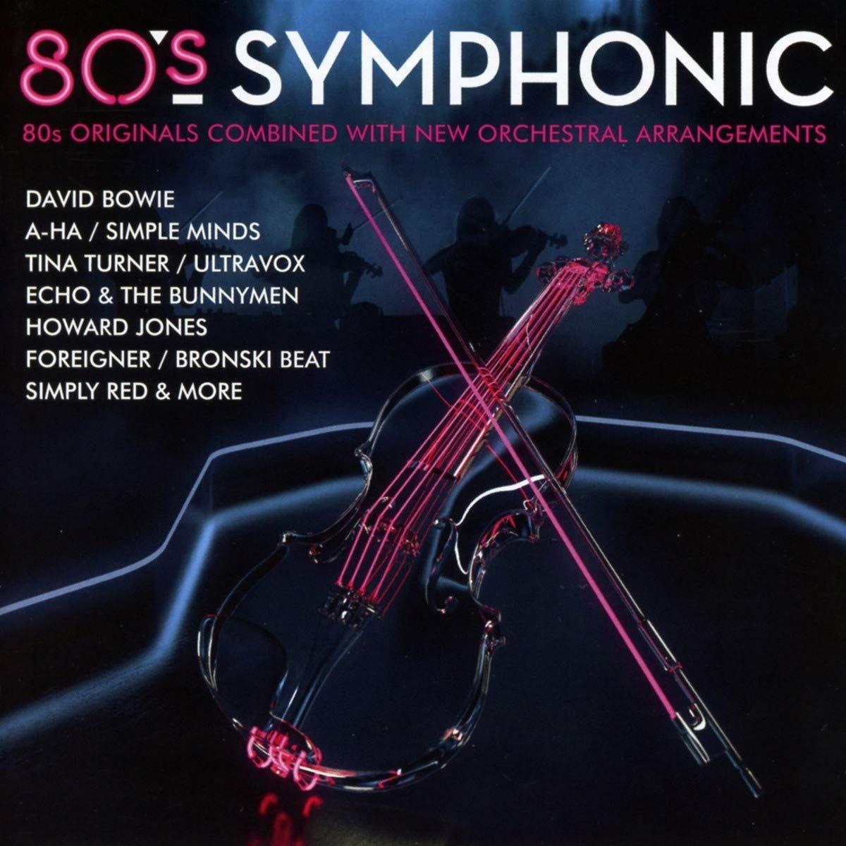 CD : 80S SYMPHONIC - 80's Symphonic (CD)