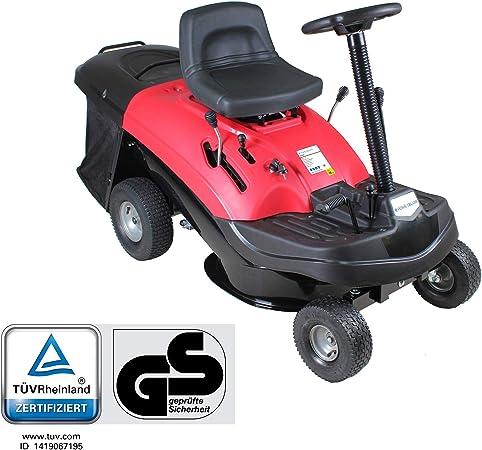 Reaper Rot komplettem Zubeh/ör Motorleistung: 4,5 kW Home Deluxe - 150 Liter Auffangkorb Inkl Benzin Rasenm/äher 61 cm Schnittbreite und h/öhenverstellbar 6,5 PS