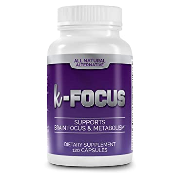 Amazon Com Brain Supplement To Support Mental Focus For Kids And