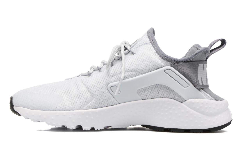 release date: a3cfe ea12e Galleon - Nike Men s Huarache Run Ultra Running Sneaker (14 M US,  White Cool Grey)