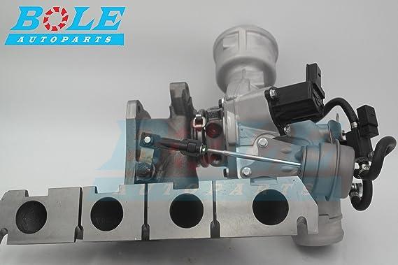 Amazon.com: Upgrade Turbo K04-106 F23L For Audi A4 B7 2.0 TFSI K03 53039880106 Turbocharger: Automotive
