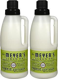 product image for Mrs. Meyer's Clean Day Fabric Softener - Lemon Verbena - 32 oz - 2 pk