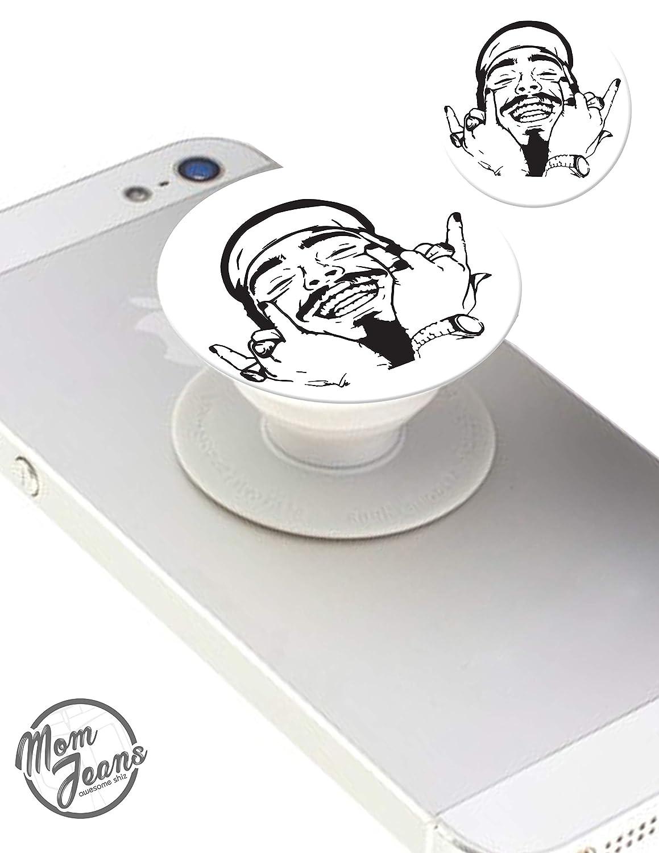 Post Malone Pop-UP Phone Grip - Fun Phone Gadget