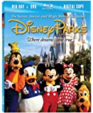 Disney Parks: Secrets Stories & Magic Behind the [Blu-ray] [Import]