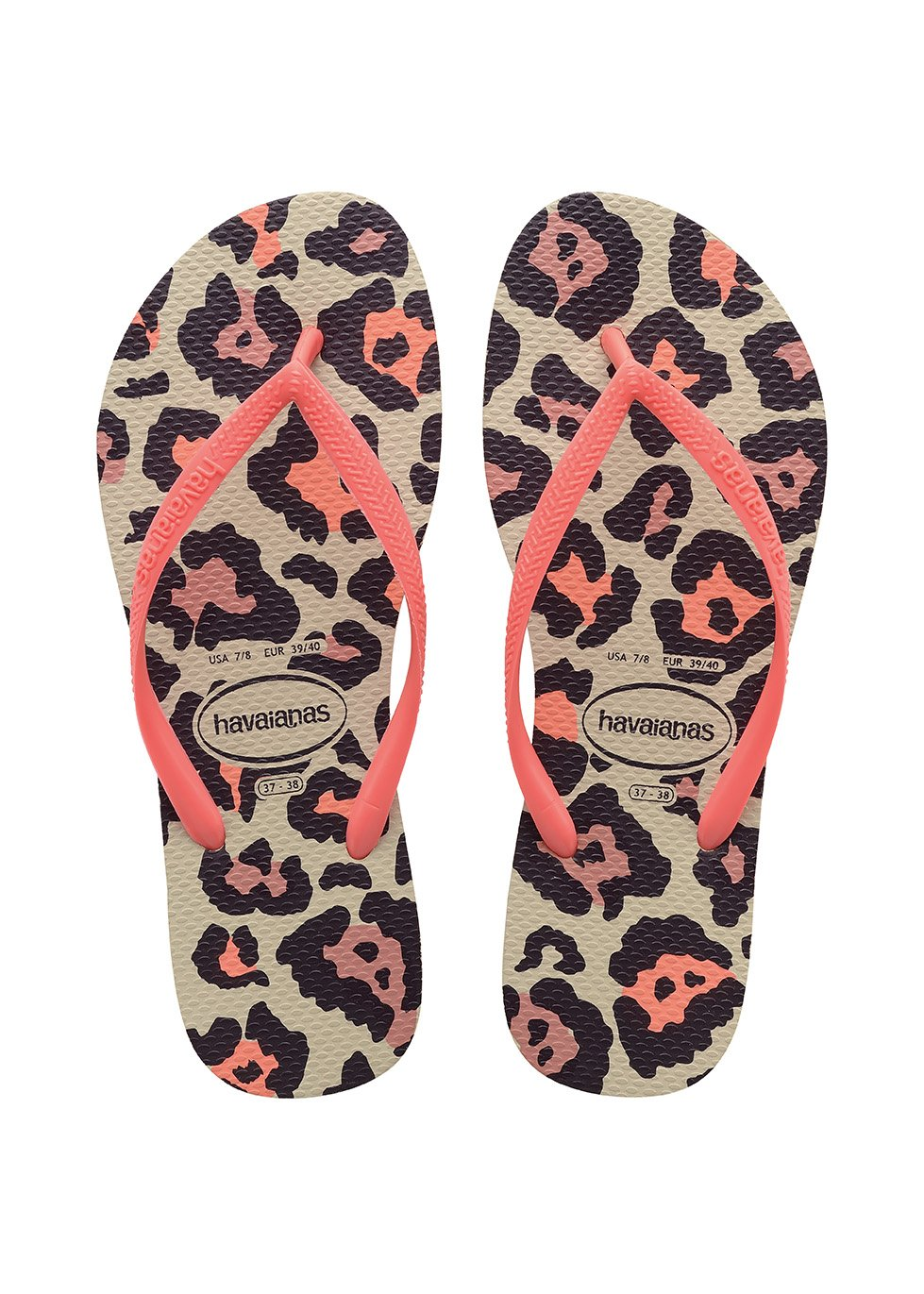 Havaianas Multicolore Tongs Femme Slim Animals Multicolore B01FWGPUM4 (Beige/Coral New 9378) 9378) 2107792 - fast-weightloss-diet.space