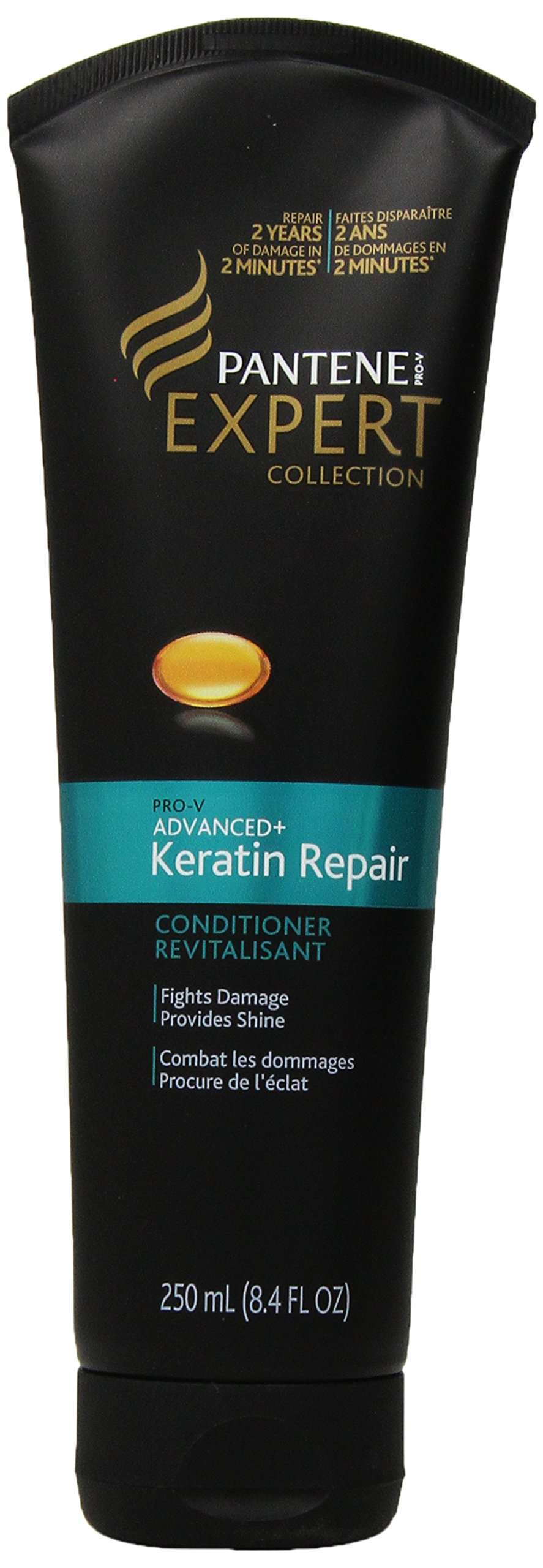 Pantene Pro-V Expert Collection Advanced Keratin Repair Conditioner 8.4 Fl Oz
