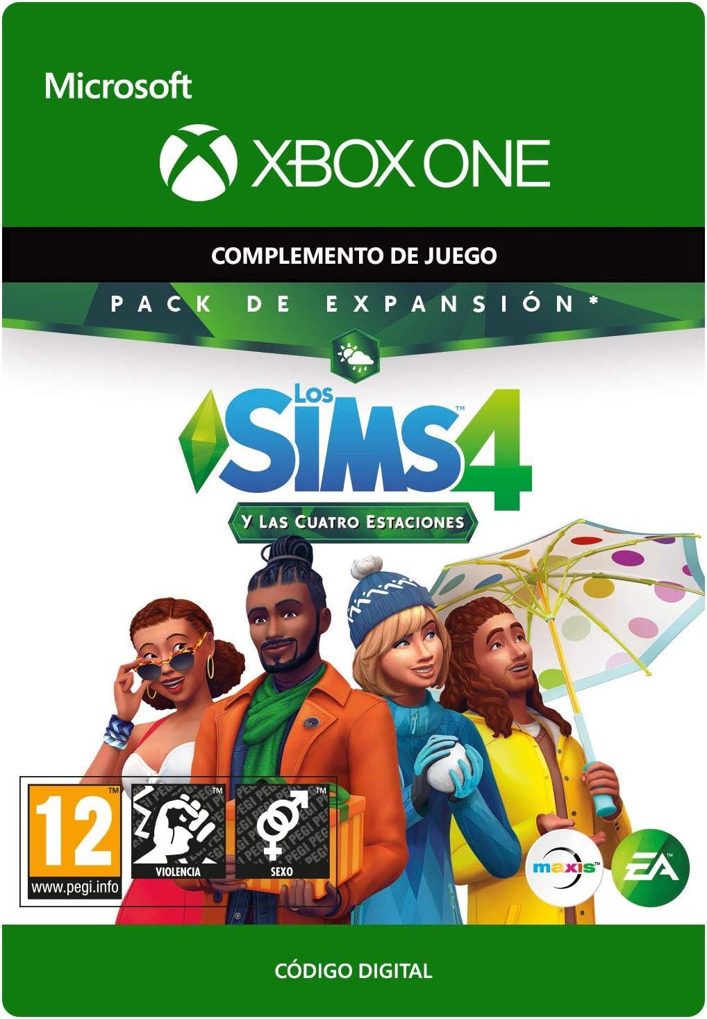 The Sims 4 Season   Xbox One - Código de descarga: Amazon.es ...