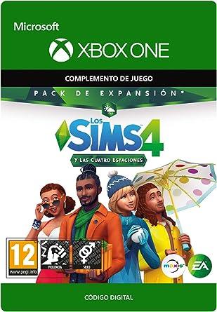 The Sims 4 Season | Xbox One - Código de descarga: Amazon.es ...