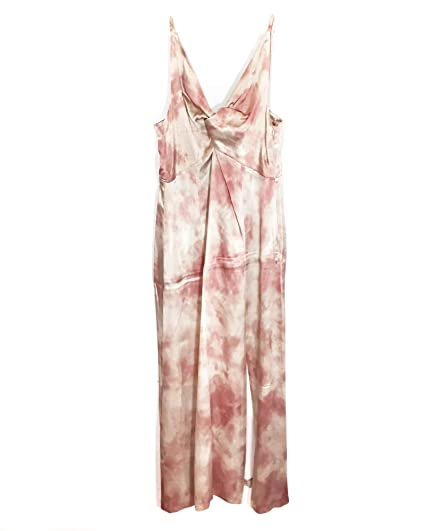 11dc9a3a Zara Women Tie-dye Dress 4661/108 (Medium) Pink at Amazon Women's ...