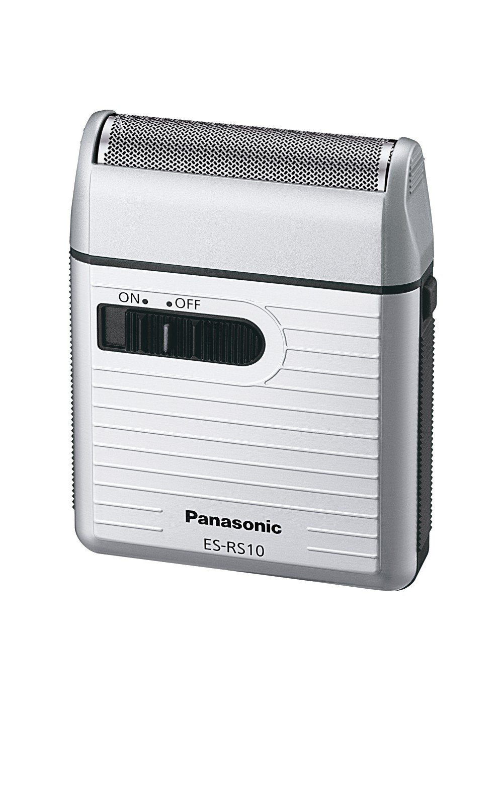 Panasonic Men's Shaver for Traveler ES-RS10-S Silver | DC3V (2 x AA Alkaline) (Japan Model)