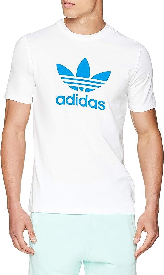 TALLA XXL. adidas Trefoil–Camiseta de, Hombre