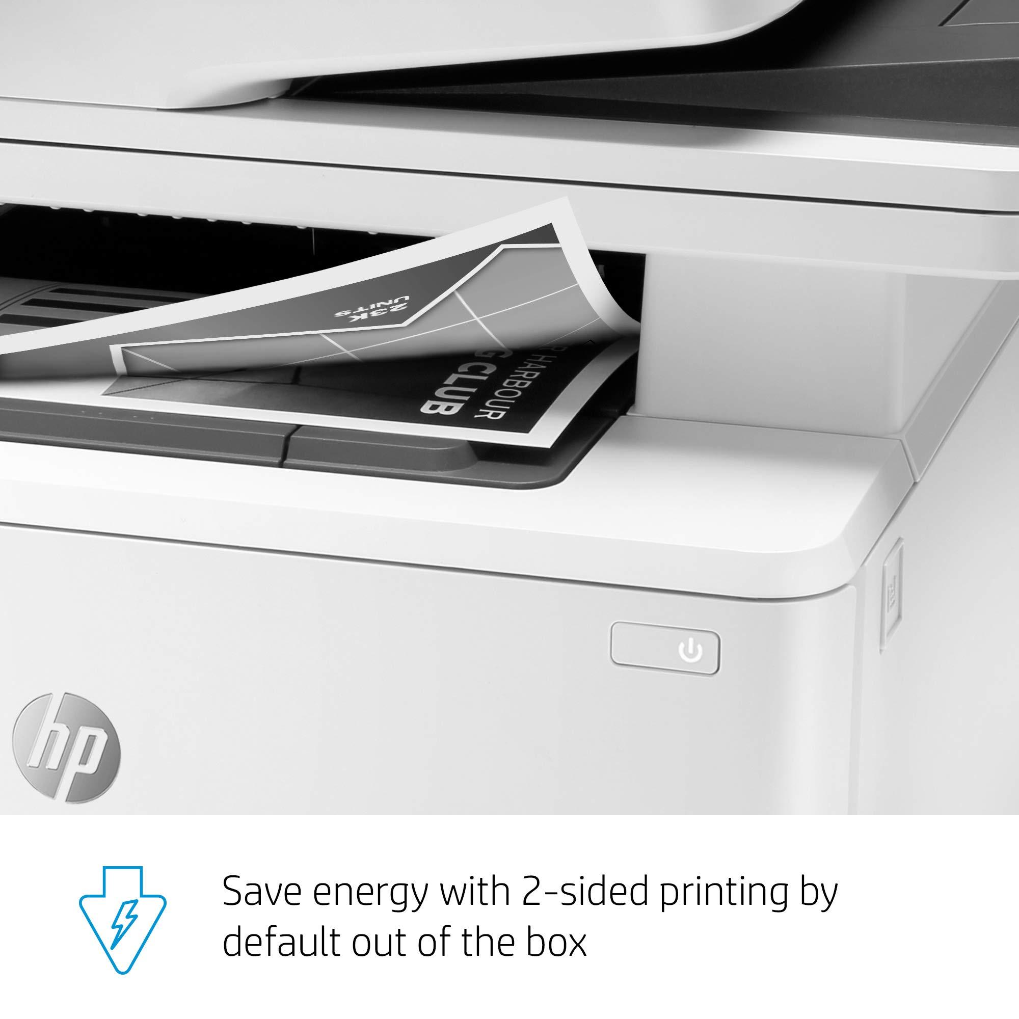 HP LaserJet Pro Multifunction M428fdw Wireless Laser Printer (W1A30A) by HP (Image #10)