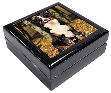 Advanta Aufbewahrung Jewellery Boxes Bulldog Love You Dad Andenken/Schmuck Box Weihnachten Geschenk