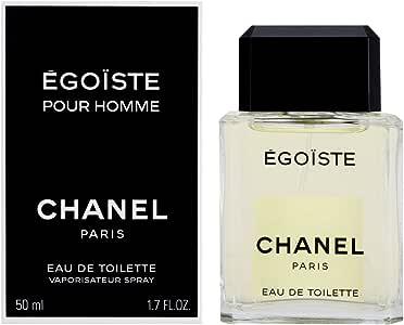 Chanel Egoiste Eau de Toilette Spray, 50ml
