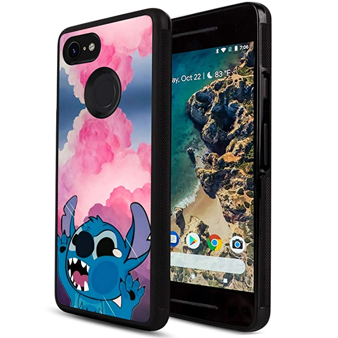 Disney Collection - Carcasa para Google Pixel de 3 Puntos y ...