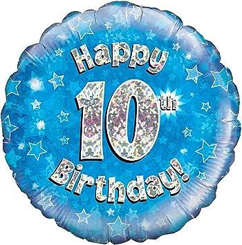 Happy 10th Birthday Balloon Boys
