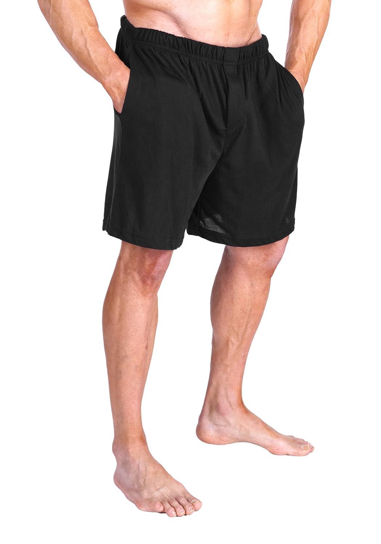 Cool-jams Wicking Sleepwear for Men – Moisture Wicking Boxer Pajama Shorts  – X-Large 53411adea