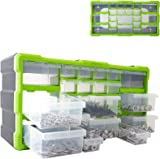 Dihl 22 Multi Drawer Parts Storage Cabinet Unit Organiser Home Garage Tool  Box Nail Screw DIY