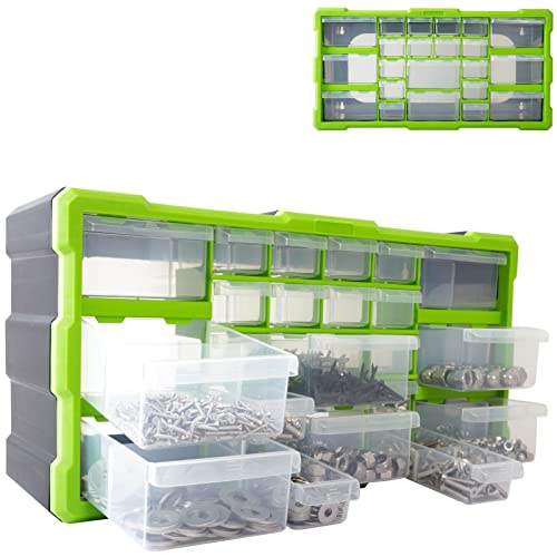 Diy Tool Storage Cabinet: 30 Drawer Parts Tool Storage Organiser Cabinet Case Tool