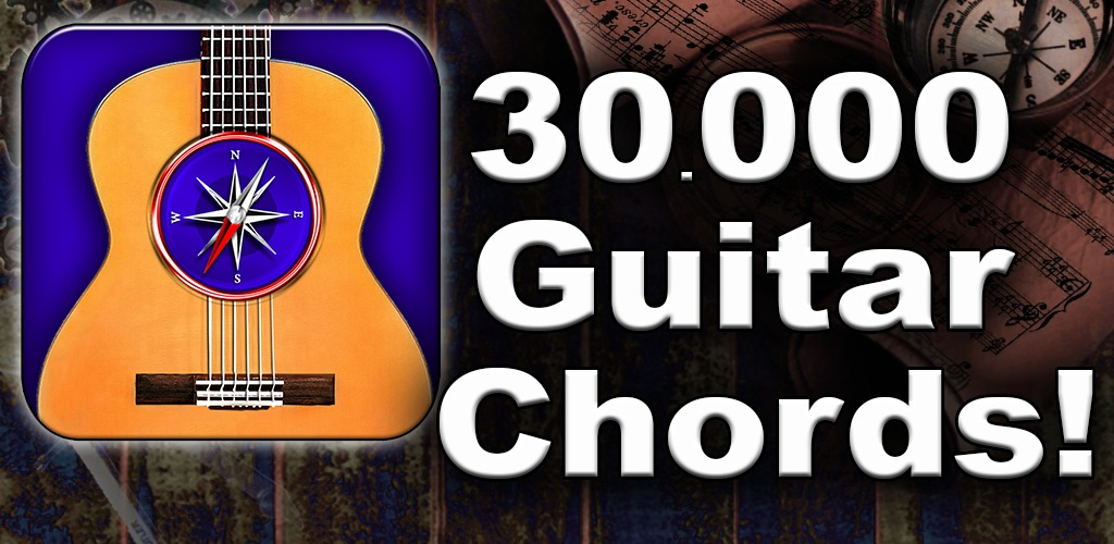 Amazon Guitar Chords Compass Learn The Chord Charts Play