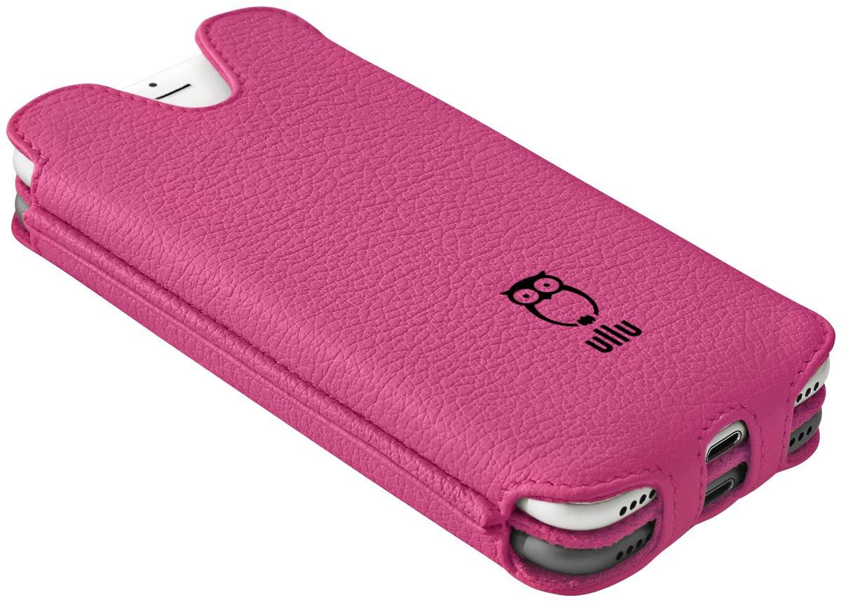 ullu Sleeve for iPhone 8 Plus/ 7 Plus - Indian Pink Pink UDUO7PPL07 by ullu (Image #2)