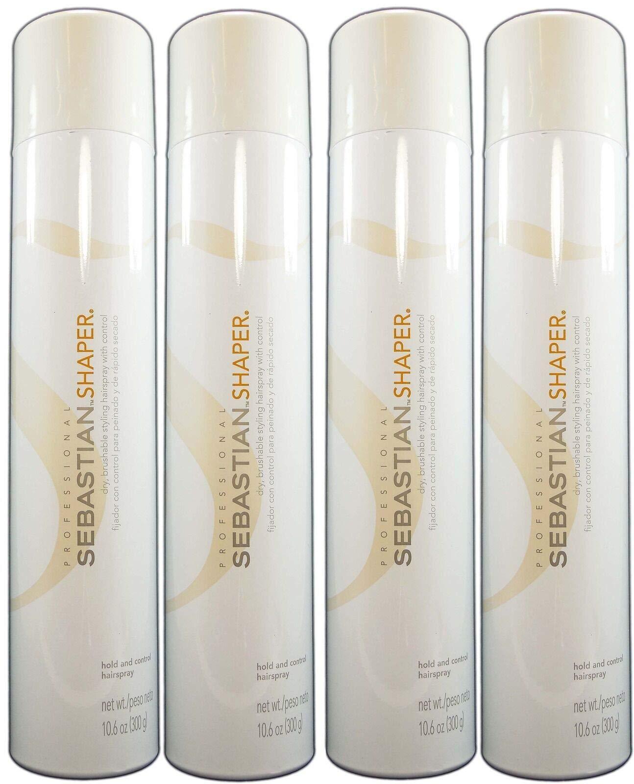 4 Pack Professional Shaper Hairspray 10.6 oz Each