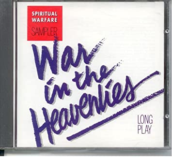 Image result for war in the heavenlies cd