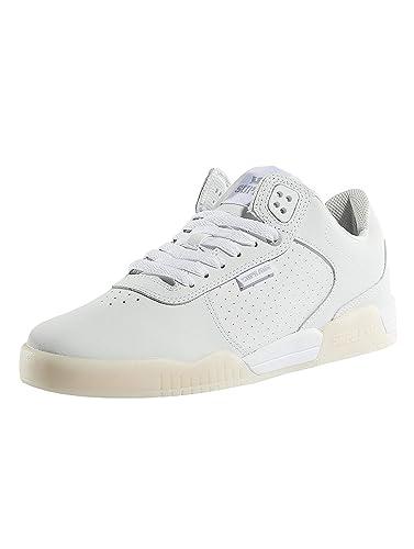 a04b8900f1e Amazon.com | Supra Mens Ellington Low Top Lace Up Fashion Sneakers ...