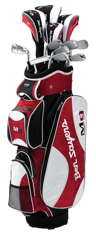 Ben Sayers M9 - Set de golf (acero y grafito, mano derecha ...