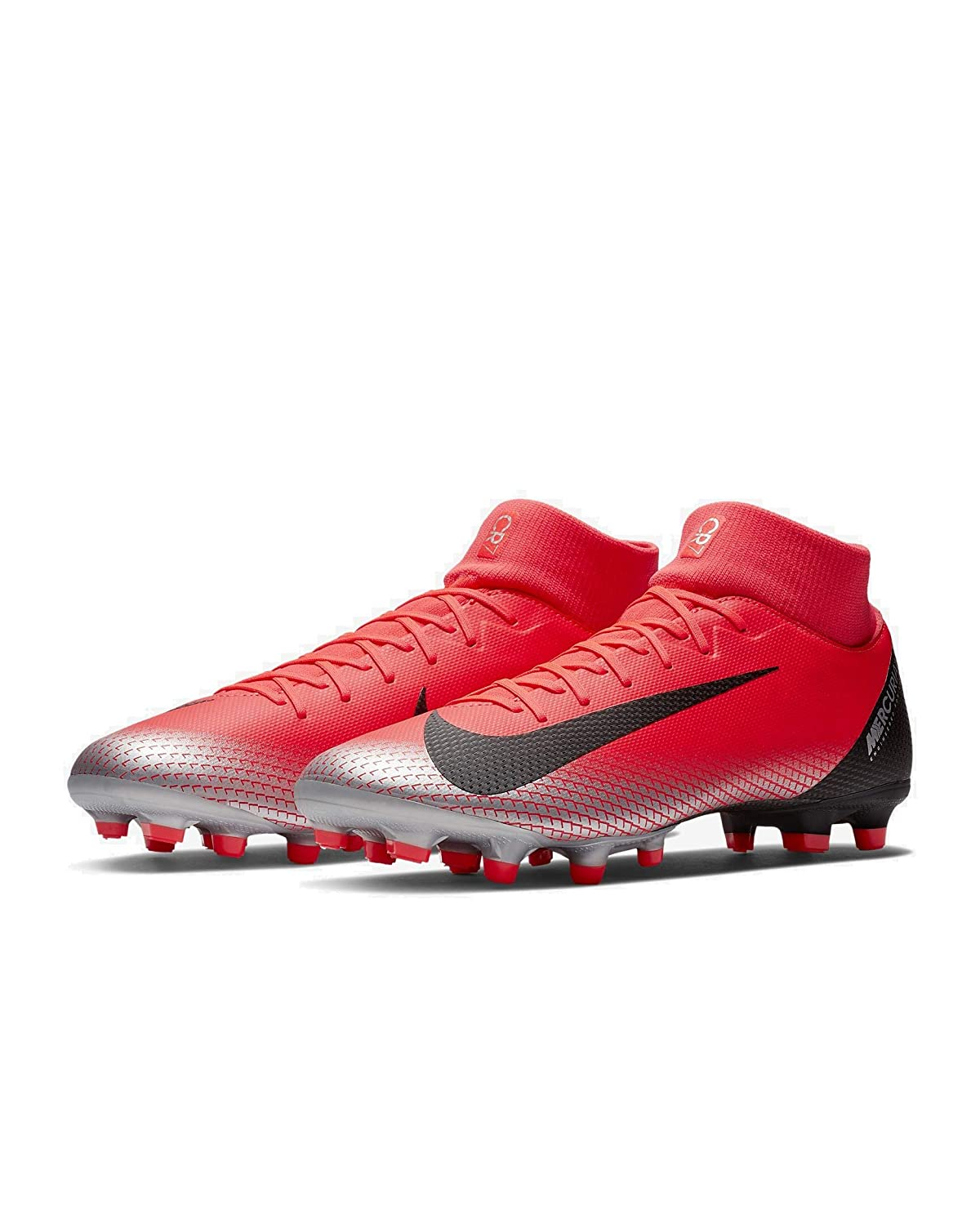 a5bac613c Nike Men s Superfly 6 Academy Cr7 Mg Footbal Shoes