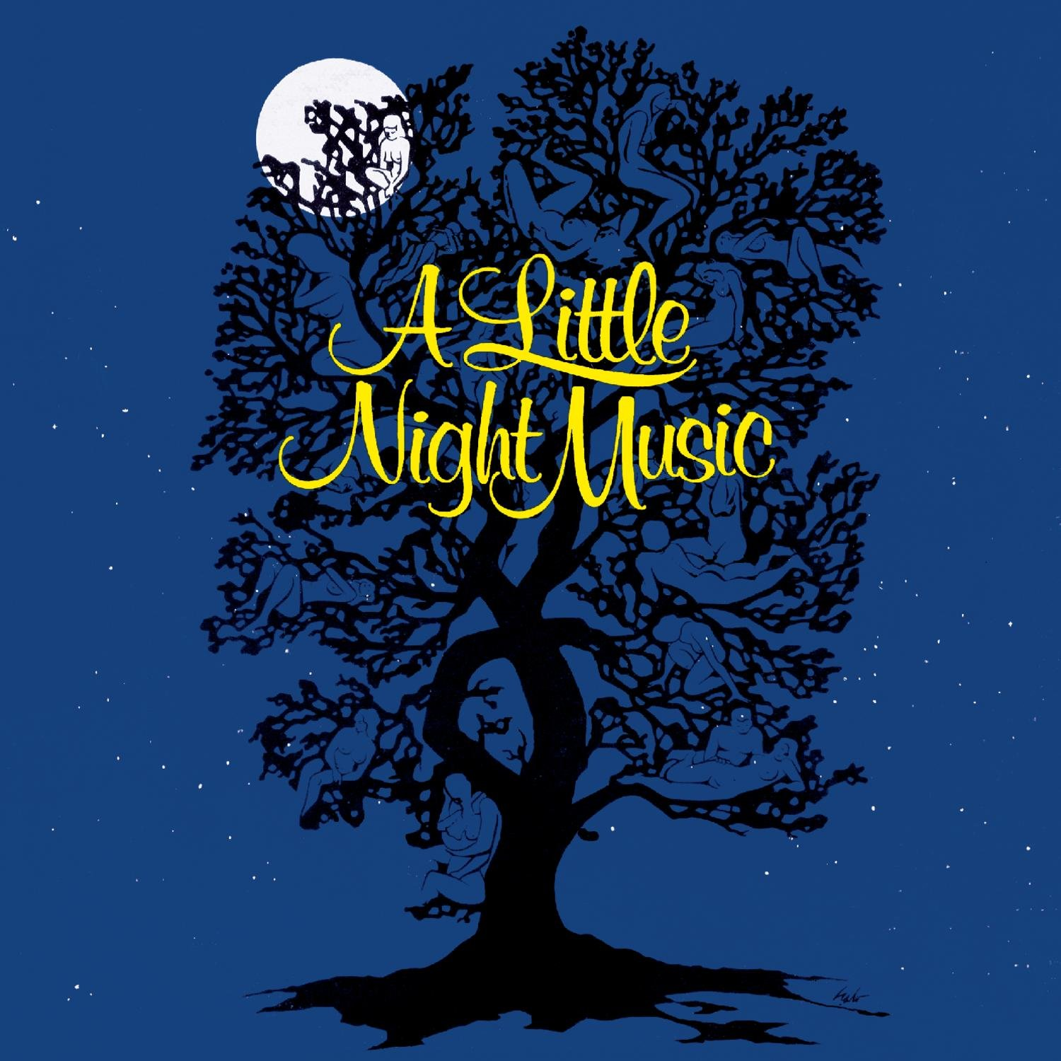 A Little Night Music (1973 Original Broadway Cast) by SONDHEIM,STEPHEN
