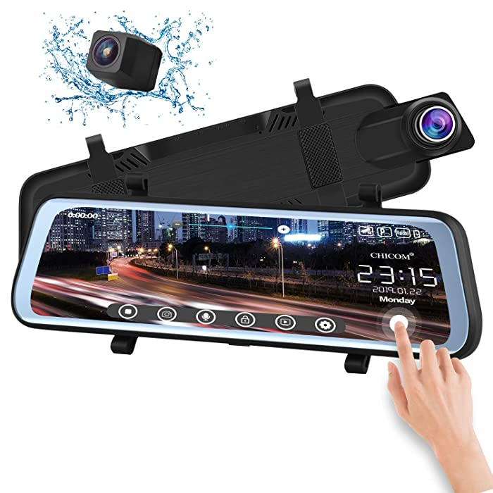 Top 10 Dual Camera Dash Cam With Night Vision