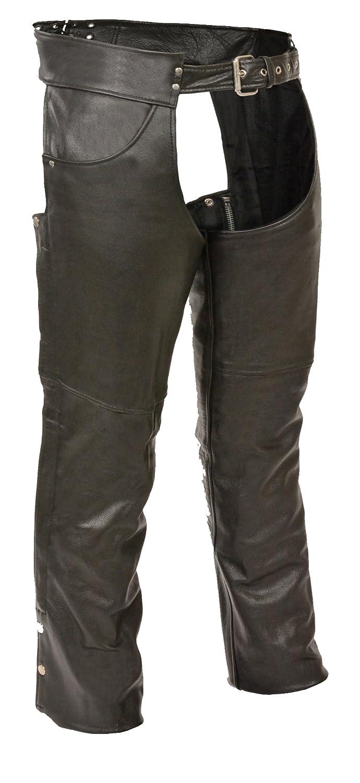 Milwaukee Mens Jean Pocket Chap Black, 5X-Large