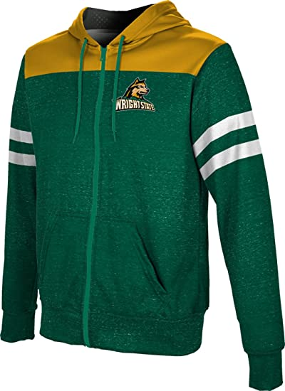 ProSphere Wright State University Boys Full Zip Hoodie Zoom