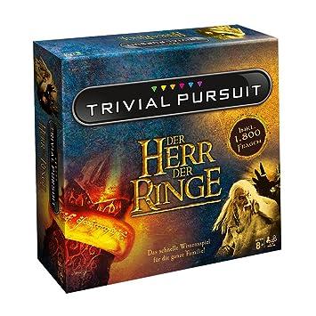 Winning Moves El Señor de los Anillos Búsqueda Trivial ...