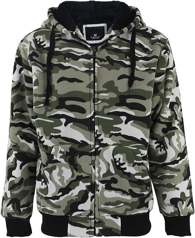 Dallas Cowboys Hoodie Zip up Jacket Coat Winter Warm Black and Gray