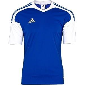 adidas maglietta blu